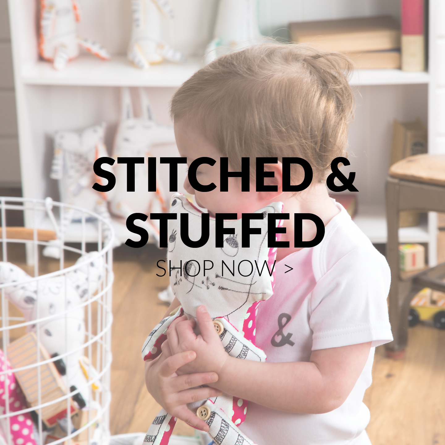 Stitched & Stuffed