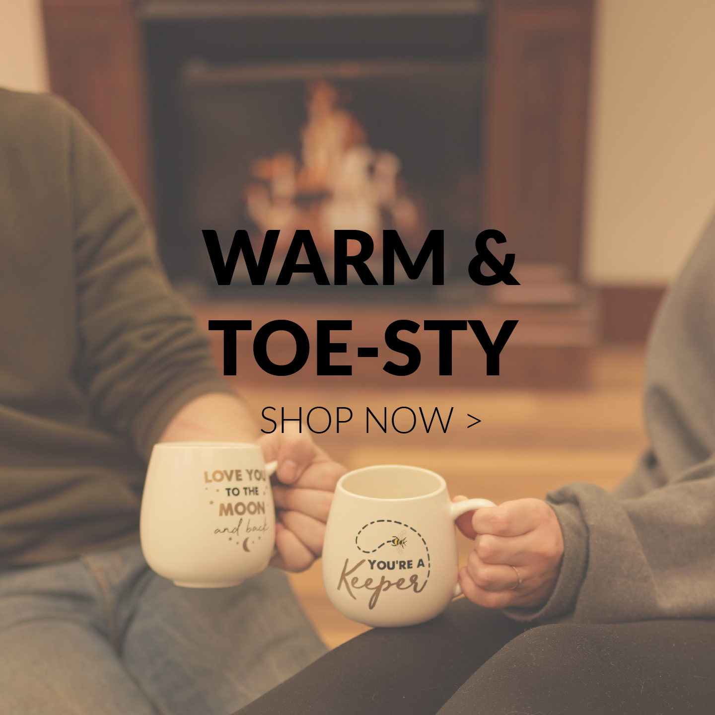 Warm & Toe-sty