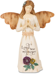 "Kneeling Angel by Simple Spirits - 5.5"" Kneeling Angel"