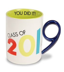 Graduation Mug by Custom Miscellaneous - 18 oz Mug