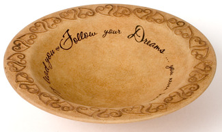 "Dreams by Comfort Candles - 9.25"" Bowl"