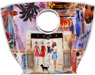 "Aloha by IZAK - 11.25""x16"" PVC Tote Bag"
