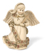 Angel with Cross by Sarah's Angels -