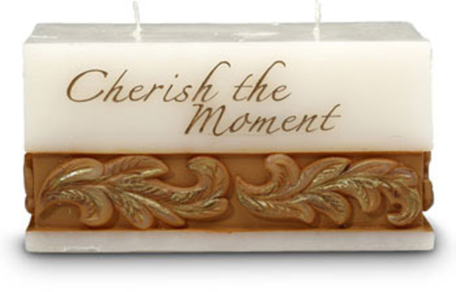 "Cherish the Moment by Comfort Candles - Cherish the Moment - 3"" x 6"" x 3"" Candle"