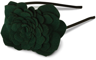 "Faye - Hunter by Vintage Vanity - 5.75"" Hair Candy Headband"