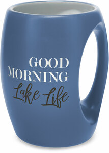 Lake Life by Good Morning - 16 oz  Mug