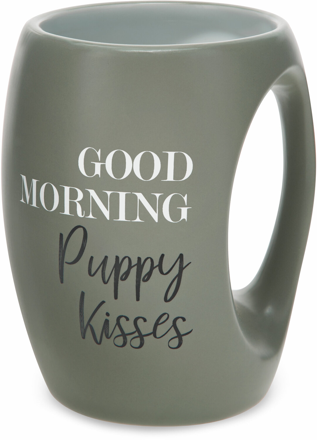 Puppy Kisses by Good Morning - Puppy Kisses - 16 oz  Mug