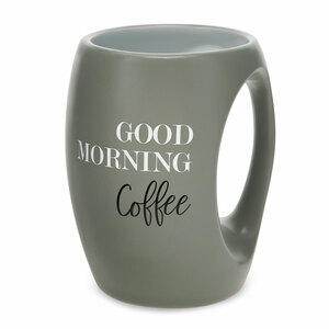 Coffee by Good Morning - 16 oz Mug
