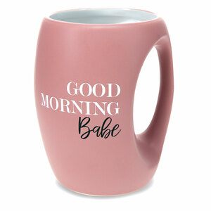 Babe by Good Morning - 16 oz Mug