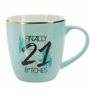 21 by Salty Celebration - 17 oz Cup