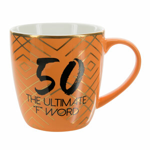 50 by Salty Celebration - 17 oz Cup