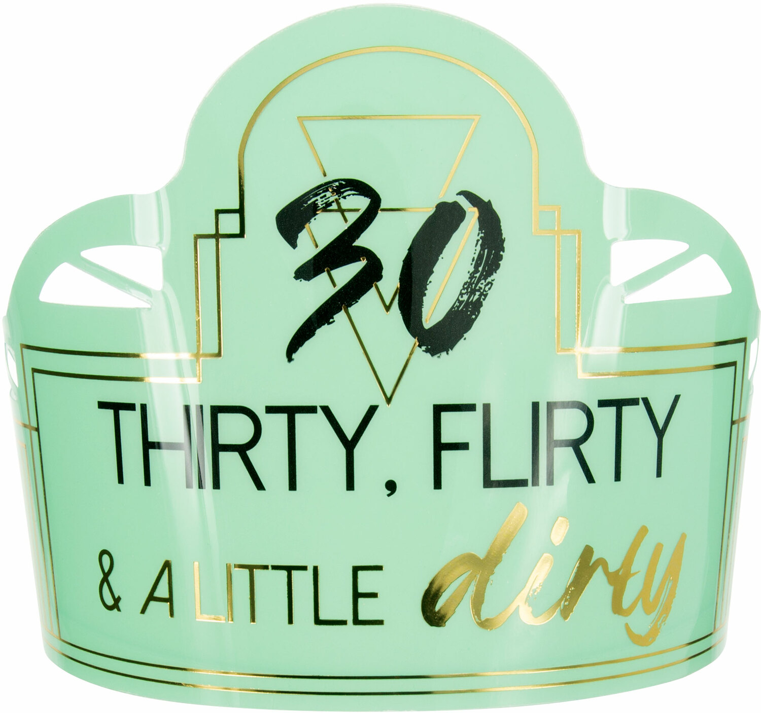 30 by Salty Celebration - 30 - Party Tiara