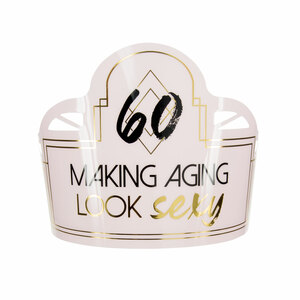 60 by Salty Celebration - Party Tiara