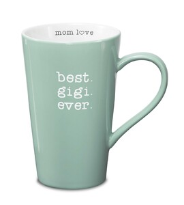 Best Gigi by Mom Love - 18 oz Latte Cup