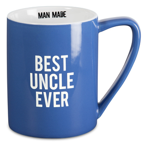 Uncle by Man Made - 18 oz. Mug