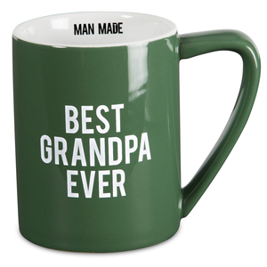 Grandpa by Man Made - 18 oz Mug