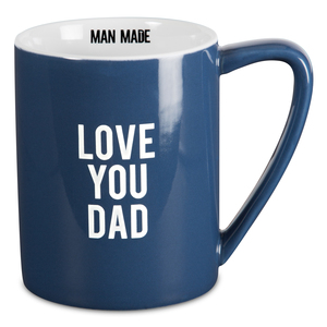 Love You Dad by Man Made - 18 oz Mug