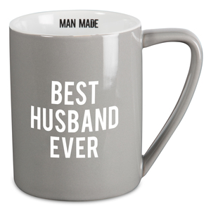 Best Husband by Man Made - 18 oz. Mug