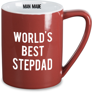 Stepdad by Man Made - 18 oz Mug