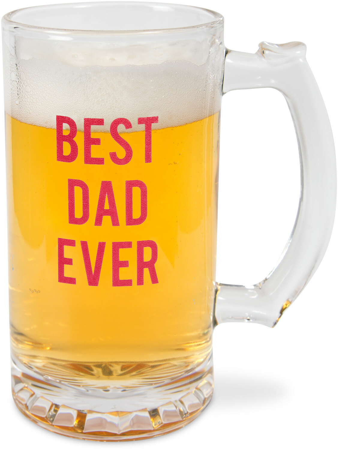 Best Dad by Man Made - Best Dad - 16 oz Beer Stein
