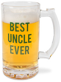 Uncle by Man Made - 16 oz Beer Stein