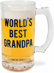Grandpa by Man Made - 16 oz Beer Stein