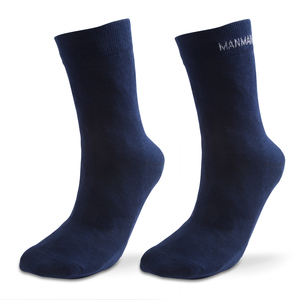 Dad Sleeping by Man Made - Mens Cotton Blend Sock