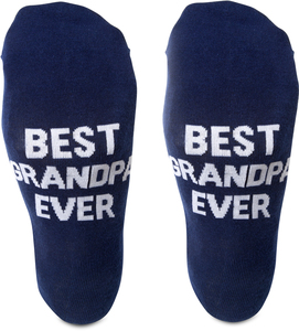 Grandpa by Man Made - Mens Cotton Blend Sock