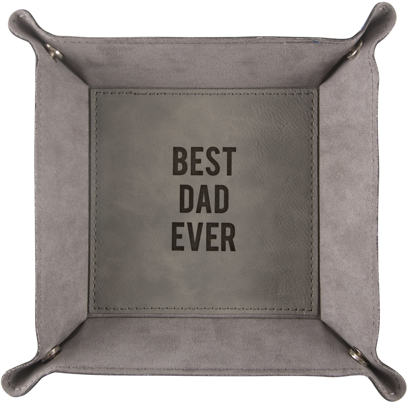 Best Dad by Man Made - Best Dad - Snap Together Tray