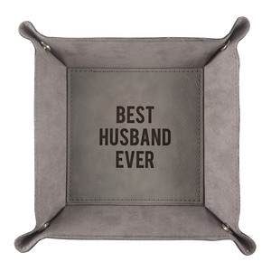 Husband by Man Made - Snap Together Tray