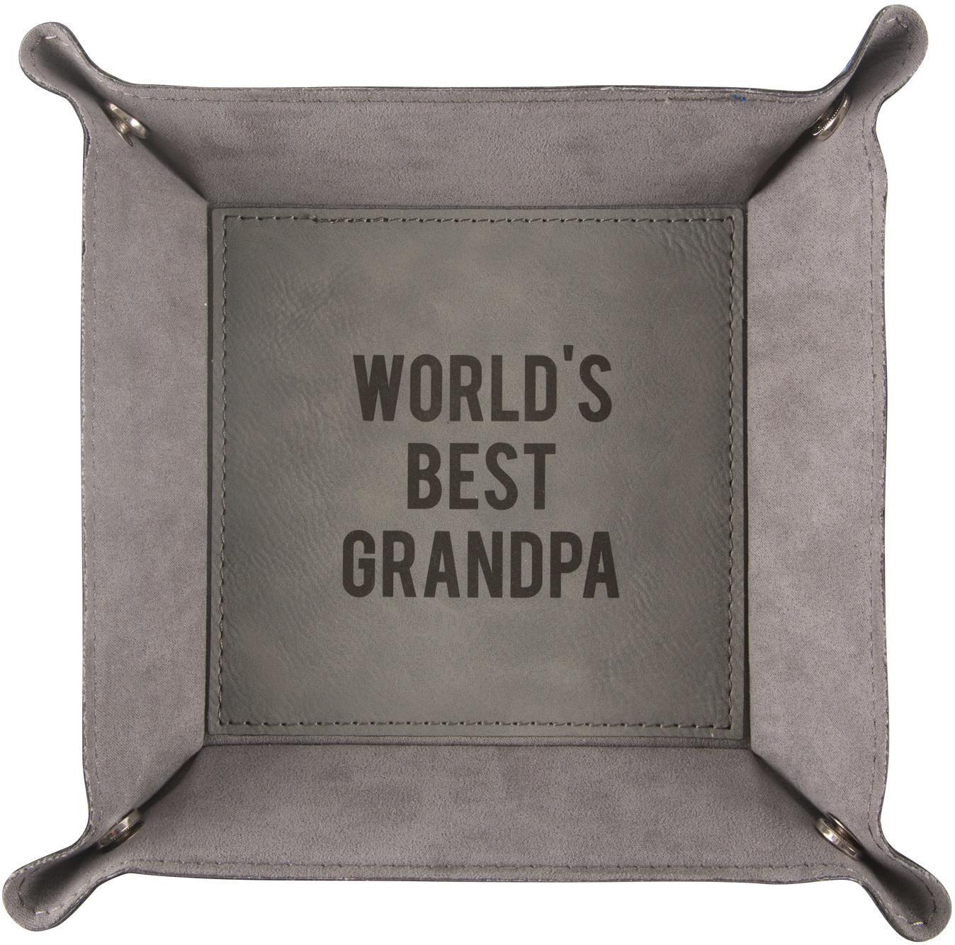 Grandpa by Man Made - Grandpa - Snap Together Tray