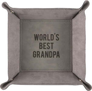 Grandpa by Man Made - Snap Together Tray