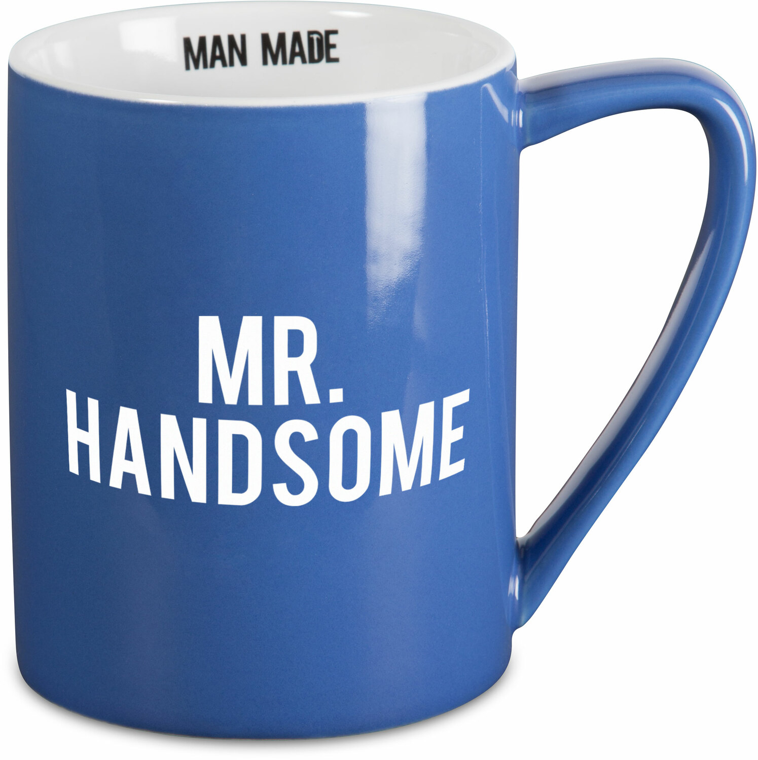 Mr. Handsome by Man Made - Mr. Handsome - 18 oz Mug