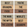 Grandpa by Man Made -