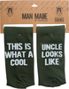 Cool Uncle by Man Made - Package