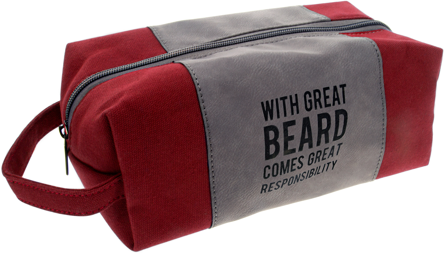 Great Beard by Man Made - Great Beard - Canvas Toiletry Bag