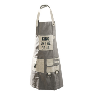 King by Man Made - Canvas Grilling Apron