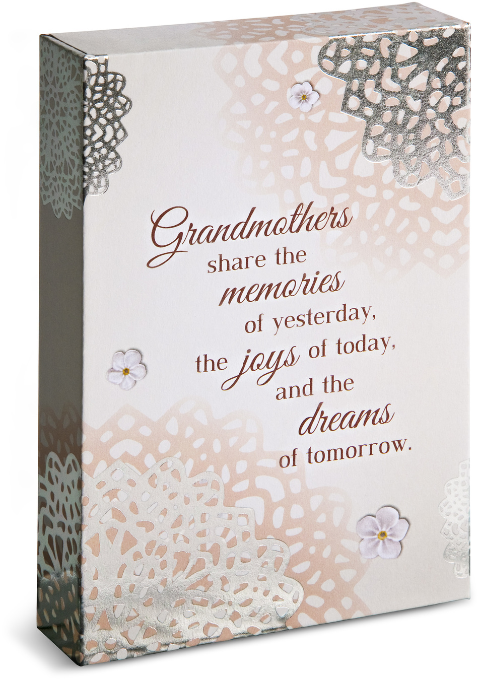 "Grandmother by Light Your Way Every Day - Grandmother - 4"" x 6"" Plaque"