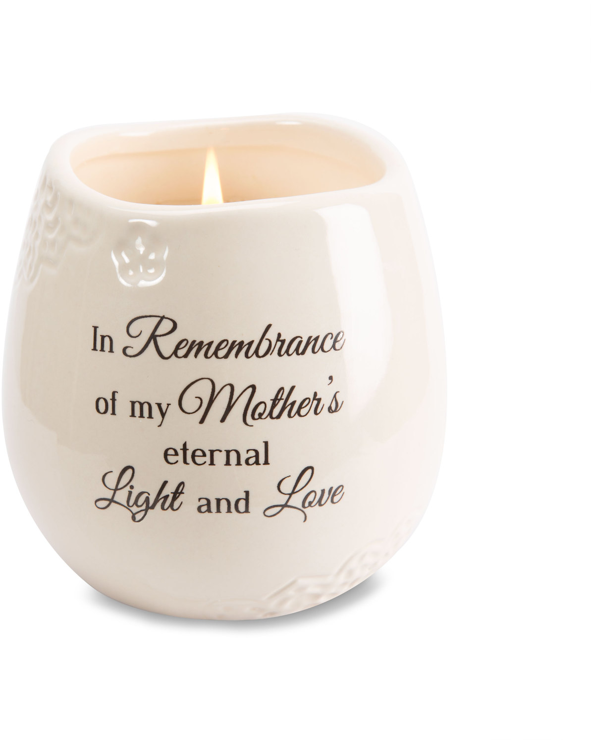 Mother by Light Your Way Memorial - Mother - 8 oz - 100% Soy Wax Candle Scent: Tranquility