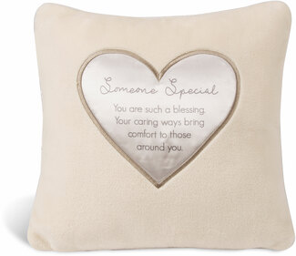 "Someone Special by Comfort Blanket - 16"" Royal Plush Pillow"