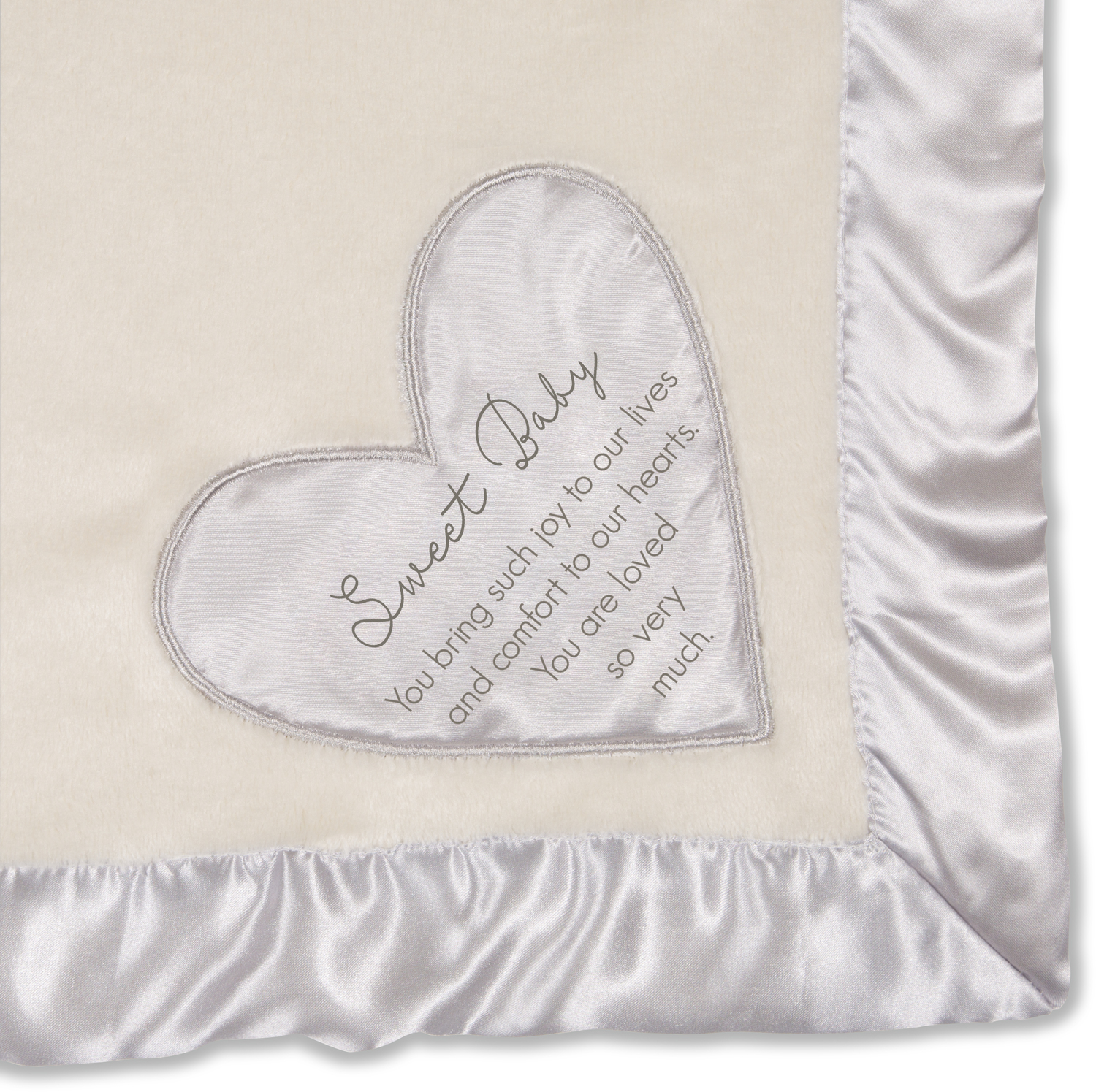 "Sweet Baby by Comfort Blanket - Sweet Baby - 30"" x 40"" Royal Plush Blanket"