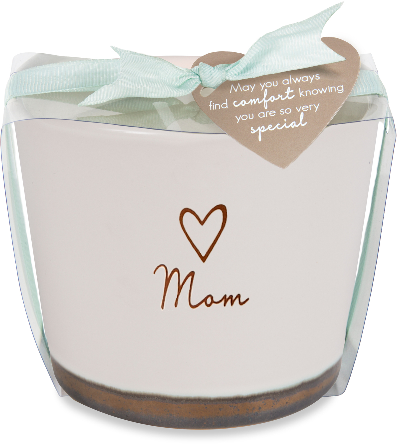 Mom by Comfort Collection - Mom - 8 oz - 100% Soy Wax Candle Scent: Tranquility