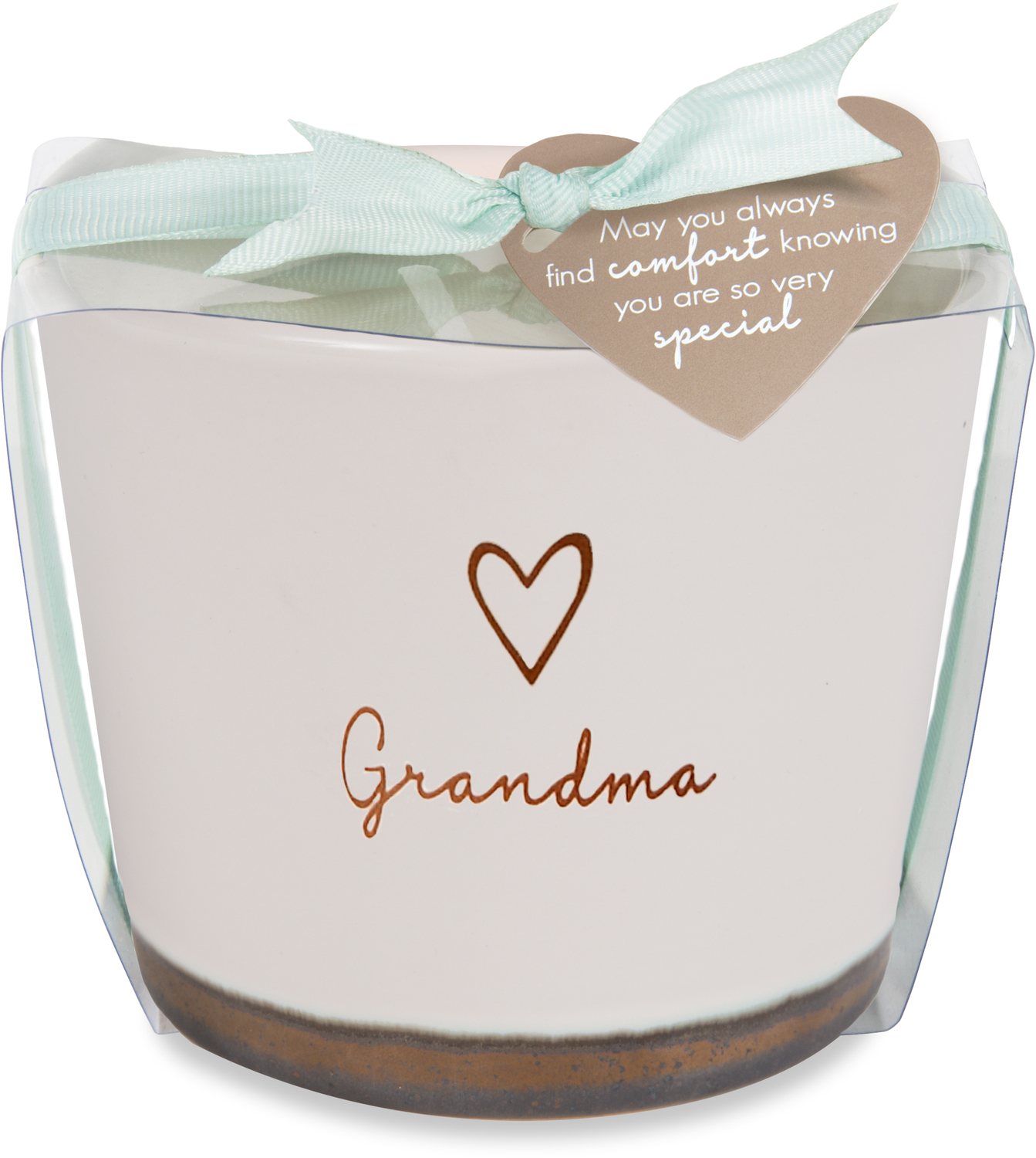 Grandma by Comfort Collection - Grandma - 8 oz - 100% Soy Wax Candle Scent: Tranquility