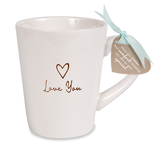Love You by Comfort Collection - 15 oz Cup