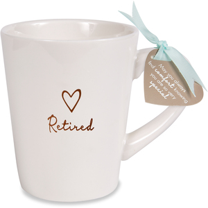 Retired by Comfort Collection - 15 oz Cup
