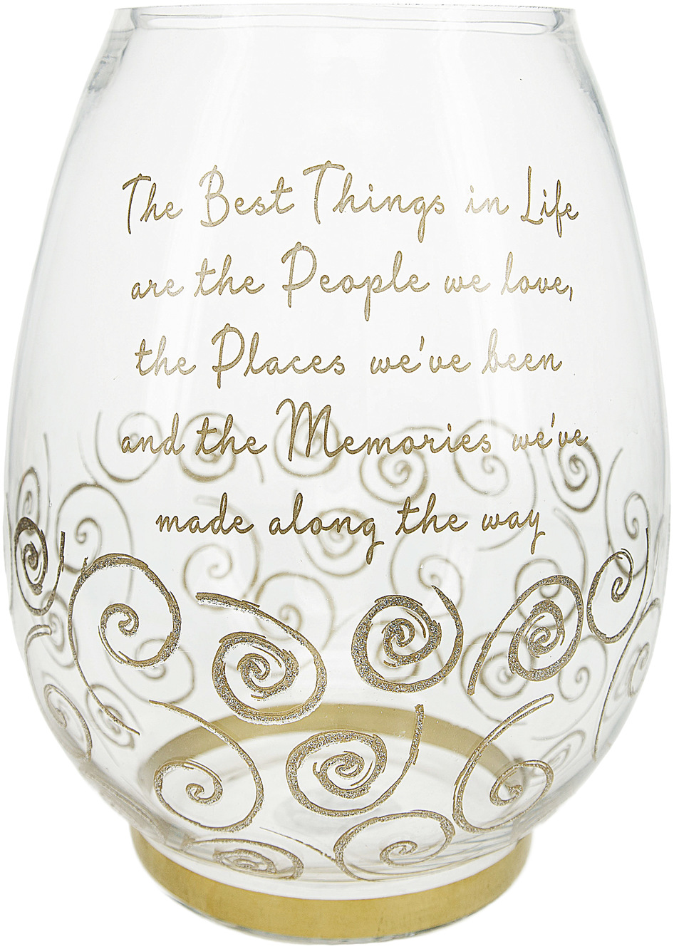 "Best Things by Comfort Collection - Best Things - 9.5"" Hurricane"