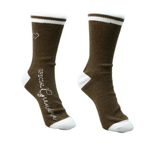 Grandma by Comfort Collection - Ladies Crew Sock