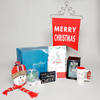 Christmas Gift Box by Packaged With Positivity -