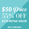 Self Care Gift Box by Packaged With Positivity - A