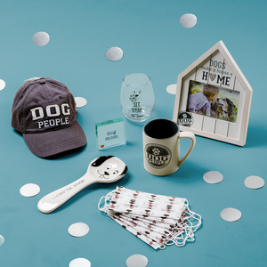 Dog Lover Gift Box by Packaged With Positivity - $120.00 Value